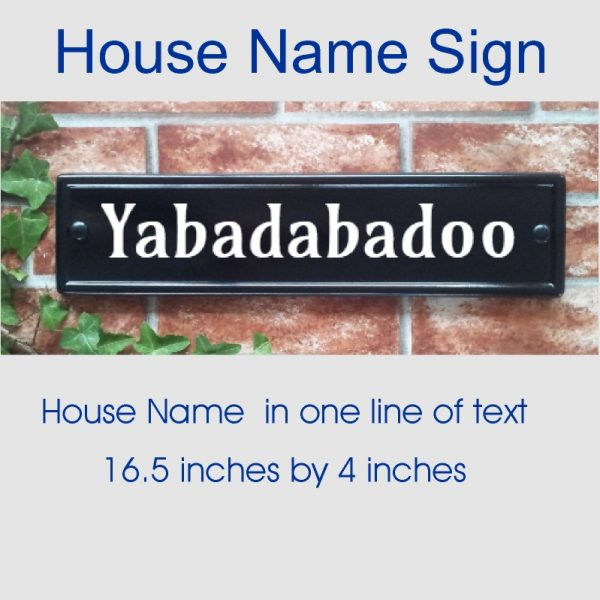 House signs by yoursigns ltd design your own house signs for Design your own house sign